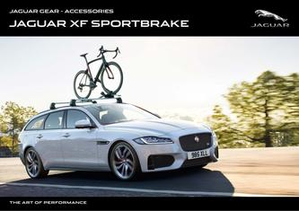 Jaguar XF Sportbrake Accessories 2019