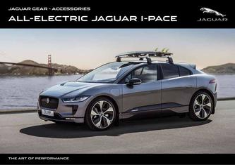 Jaguar I-PACE Accessories 2019