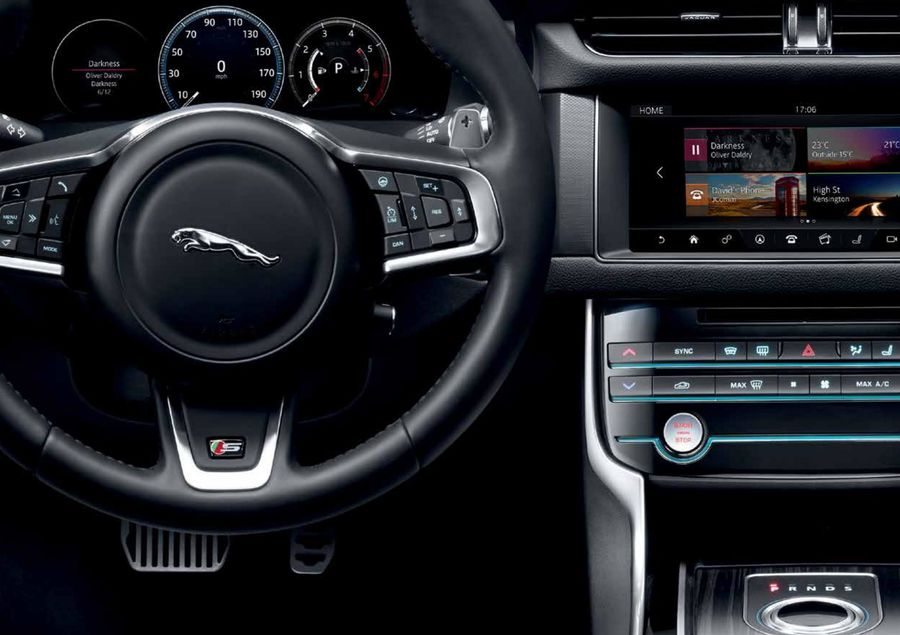 Jaguar car accessories