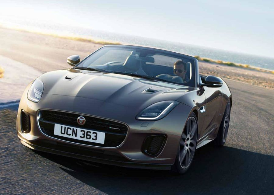 Jaguar F Type Specification And Price Guide 2017 By Jaguar Cars Uk