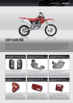 Honda Off Road Accessories Range