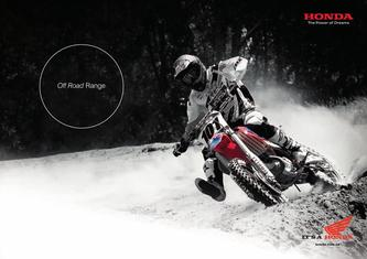 2012 Off Road Motorcycles