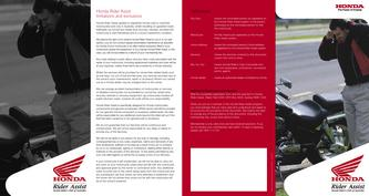 HRCA Rider Assist Brochure