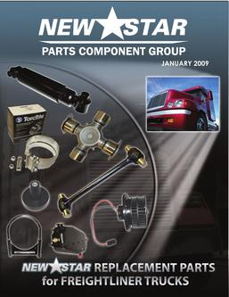 Freightliner Replacement Parts 2009