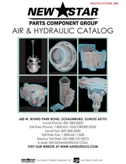 Air Systems & Hydraulic Catalog