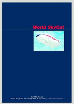 World SkyCat Brochure