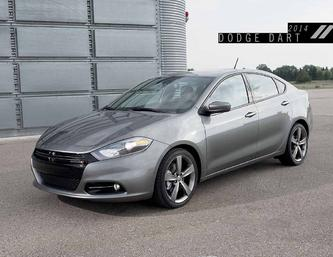 2013 Dodge Dart by Dodge