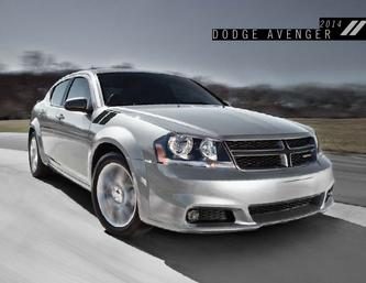 2014 Dodge Avenger  by Dodge