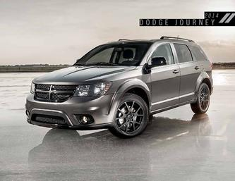2014 Dodge Journey by Dodge