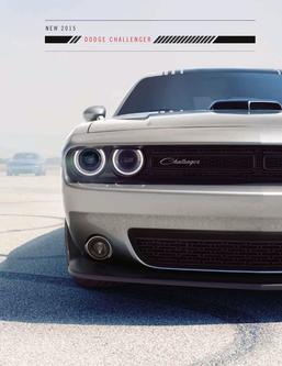 2015 Dodge Challenger Version 2