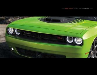 2015 Dodge Challenger Version 1