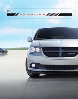 2015 Dodge Grand Caravan Version 1