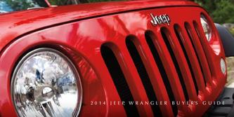 JEEP® Wrangler and Wrangler Unlimited Specs 2014