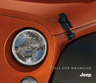 JEEP® Wrangler and Wrangler Unlimited 2014