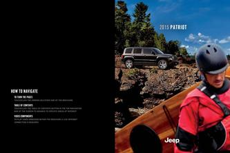 2015 Jeep Patriot Version 2