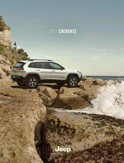 2015 Jeep Cherokee Version 1