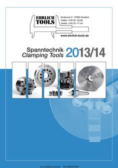 Clamping Tools 2013/2014