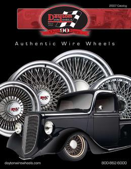 Authentic Wire Wheels 2007 Catalog