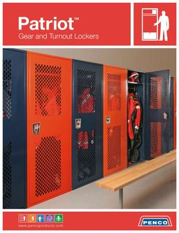 Patriot Gear and Turnout Lockers 2009