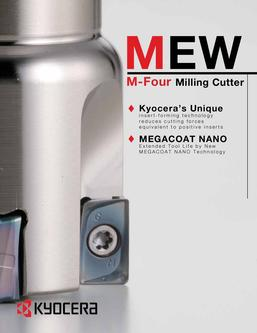 MEW M-Four Milling Cutters