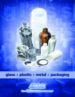glass - plastic - metal - packaging