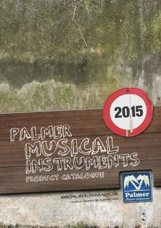 Palmer Musical Instruments 2015