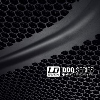 LD Systems DDQ Series Catalogue 2014