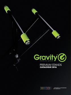 Gravity Catalogue 2016