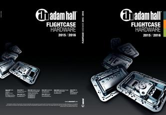 Adam Hall Hardware Catalog 2015 / 2016