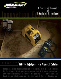 HVAC & Refrigeration Product Catalog