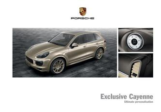 2014 Exclusive Cayenne