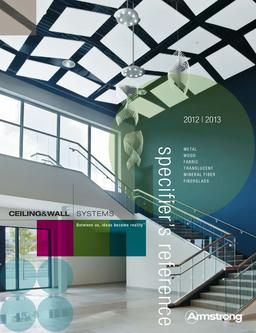 Ceiling & Wall 2012/2013
