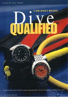 Dive Qualified