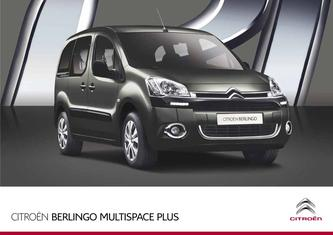 2013 Berlingo Multispace