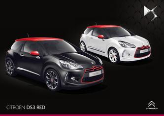 2013 Citroen DS3 Red