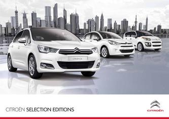 2013 Citroen Selection Editions