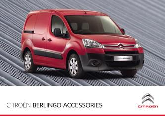 2013 Citroen Berlingo Accessories