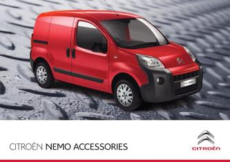 2013 Citroen Nemo Accessories
