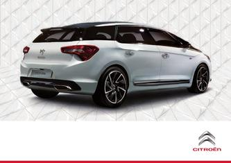 2013 Citroen DS5 Accessories