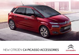 2013 Citroen C4 Picasso Accessories
