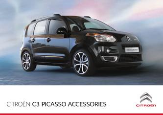2013 Citroen C3 Picasso Accessories