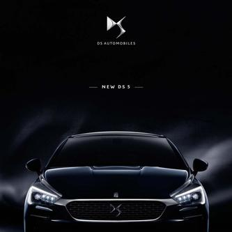 New Citroen DS 5 2015