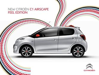 Citroen C1 Airspace Feel Edition 2015