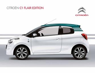 Citroen C1 Flair 2015