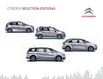 Citroen Selection Editions 2015