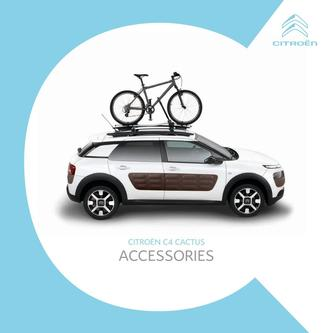 C4 Cactus Accessories 2017