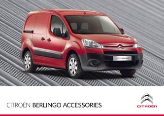 Berlingo Range Accessories 2017