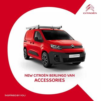 Berlingo Range Accessories 2019