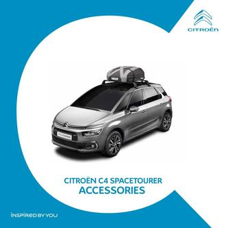 C4 SpaceTourer Accessories 2019