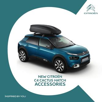 C4 Cactus Hatch Accessories 2019